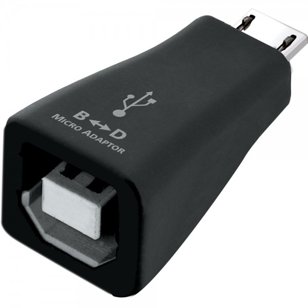 AudioQuest USB B-to-Micro 2,0 Αντάπτορας