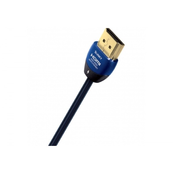 AudioQuest 'Slinky' Micro to Standard ή Standard  HDMI to Standard HDMI Καλώδιο 2μ.